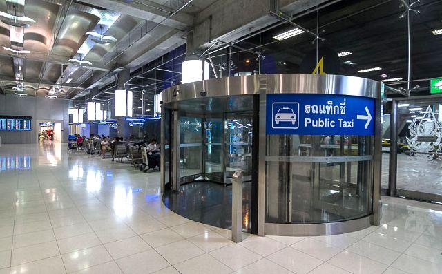 Такси в Бангкоке, заказать трансфер в Бангкоке