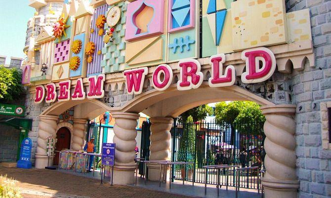 Диснейленд (Dream World) в Бангкоке - цены, путеводитель по парку, как добраться