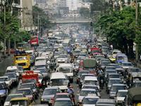 Дорожное движение, штрафы и правила дорожного движения в Тайланде