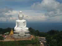 Большой Будда (Big Buddha) на Пхукете - Биг Будда на Пхукете