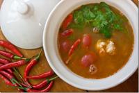 Тайская кухня: готовим настоящий суп Том Ям Гунг