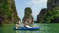 Бухта Пханг Нга (Phang Nga Bay) - одна из главных достопримечательностей Пхукета