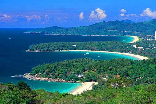 о.Пхукет (Phuket) - как добраться, география, климат, пляжи...