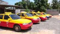 Все о транспорте на Пхукете: такси, мото-такси, общественный транспорт, аренда машины и скутера (мотобайка)
